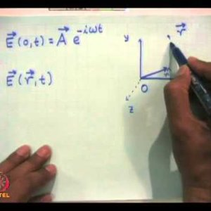 Plasma Physics: Fundamentals and Applications (NPTEL):- Lecture 7: Electromagnetic Wave Propagation in Plasma