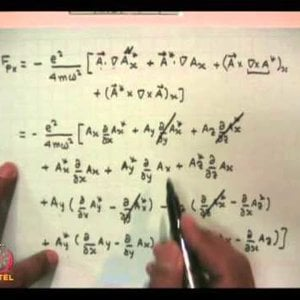 Plasma Physics: Fundamentals and Applications (NPTEL):- Lecture 5: RF Conductivity of Plasma Contd