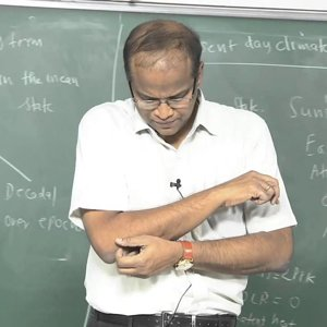 Introduction to Atmospheric Science by Prof. C. Balaji (NPTEL):- Lecture 38: Climate Dynamics – Introduction