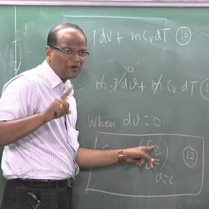 Introduction to Atmospheric Science by Prof. C. Balaji (NPTEL):- Lecture 13: Basic Thermodynamics