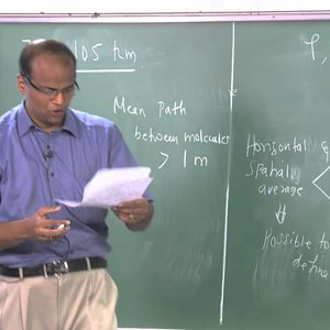 Introduction to Atmospheric Science by Prof. C. Balaji (NPTEL):- Lecture 03: Atmosphere-A brief survey (Vertical structure of the atmosphere)