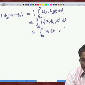 Differential Equations and Applications (NPTEL):- Lecture 18: Picard's Existence and Uniqueness Theorem 1