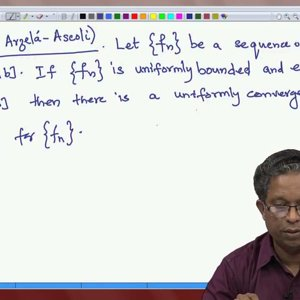 Differential Equations and Applications (NPTEL):- Lecture 09: Analysis II