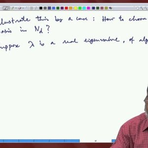 Differential Equations and Applications (NPTEL):- Lecture 06: Linear Algebra II