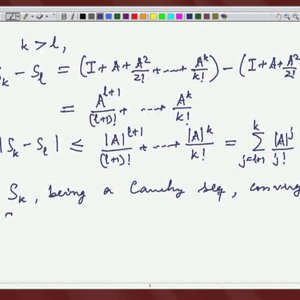 Differential Equations and Applications (NPTEL):- Lecture 05: Linear Algebra I