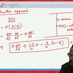 Differential Equations and Applications (NPTEL):- Lecture 03: Examples II