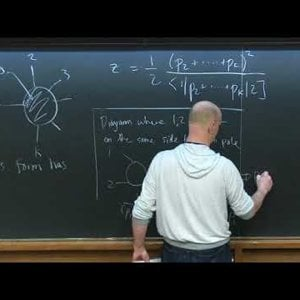 Physics and Mathematics of Scattering Amplitudes - Lecture 3 - YouTube