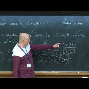Physics and Mathematics of Scattering Amplitudes - Lecture 2 - YouTube