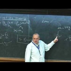 Continuum 2+1d QFT - Lecture 2 - YouTube