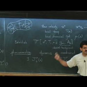 Out-of-equilibrium QFTs and dissipative hydrodynamics - Lecture 4 - YouTube