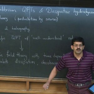 Out-of-equilibrium QFTs and dissipative hydrodynamics - Lecture 1 - YouTube