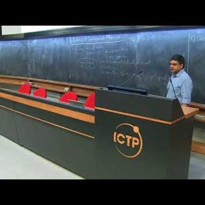 Dualities and Topological Phases of Matter - Lecture 1 - YouTube