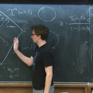 Stringy Aspects of Gravitational Scattering - Lecture 3 - YouTube