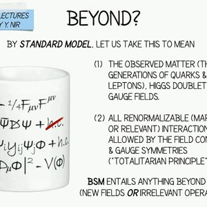 Beyond the SM at the TeV scale - Lecture 1 - YouTube