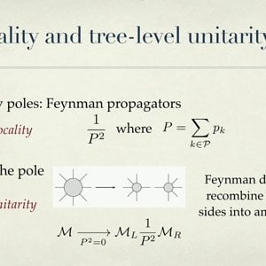 Theory developments on Amplitudes - Lecture 3 - YouTube