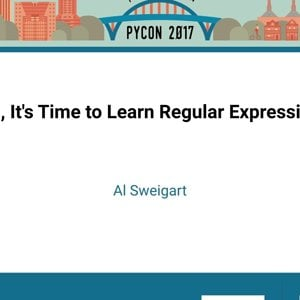 It's Time to Learn Regular Expressions (Regex)  PyCon17