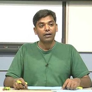 Lecture - 33 Prims Algorithm for Minimum Spanning Trees - Data Structures and Algorithms by Dr. Naveen Garg (NPTEL)