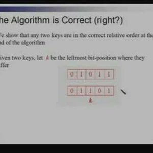 Lecture - 23 More Sorting - Data Structures and Algorithms by Dr. Naveen Garg (NPTEL)