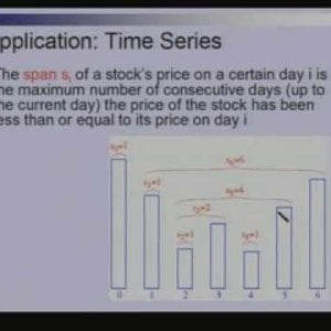 Lecture - 2 Stacks - Data Structures and Algorithms by Dr. Naveen Garg (NPTEL)