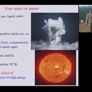 A Golden Age in Physics: Heavy Ion Physics at High Energies by Rob Pisarski