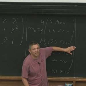 Standard Model and Flavor - Lecture 6