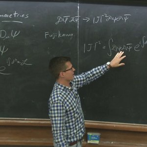 Beyond the Standard Model - Lecture 3