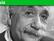Einstein Quiz