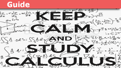 A Guide to Self Study Calculus