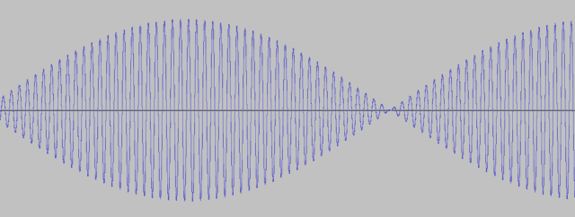 wave-form of the 50 Hz vs 51 Hz pair