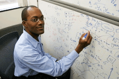 Physicist Clifford V. Johnson