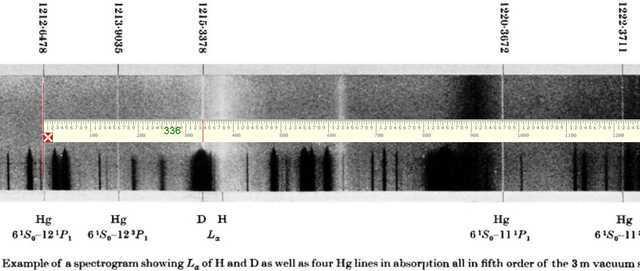 example of a spectogram