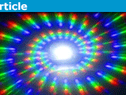 Diffraction Grating Spectrometer.