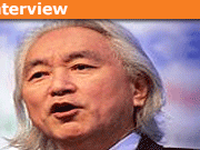 Michio Kaku Interview
