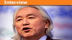 Michio Kaku Interview