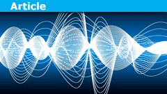electromagentic waves traverse